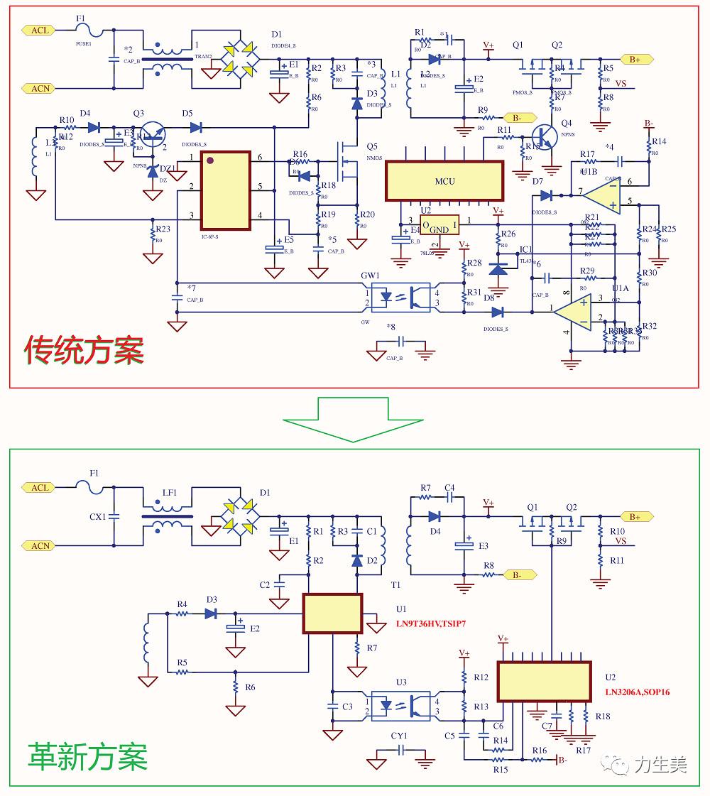 锂电充电管理
