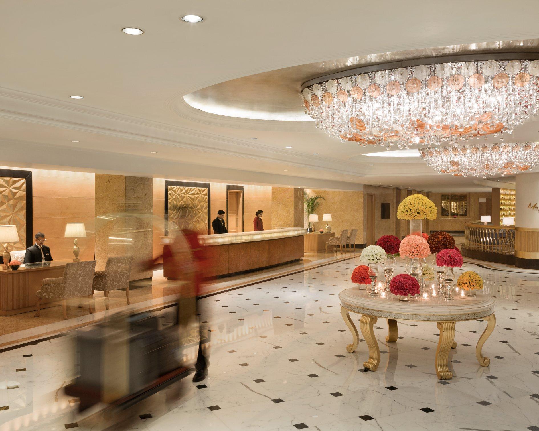 2019七月第三期圖片-Shangri-LaErosHotelNewDelhi-Lobby-1112738