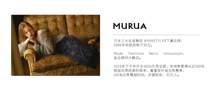 MURUA新案例