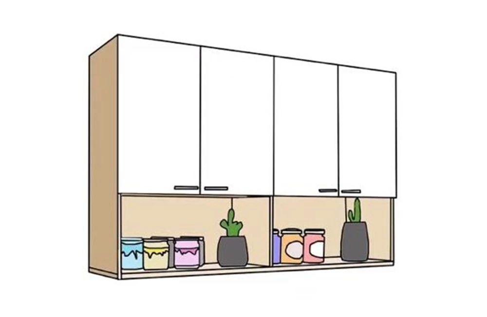 餐酒柜:餐邊柜與酒柜合二為一,餐廳擴容5m2!-23