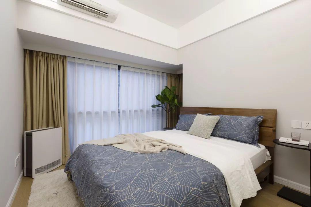 78㎡原木風兩居室,合理利用空間,讓家多出一個工作區。-6