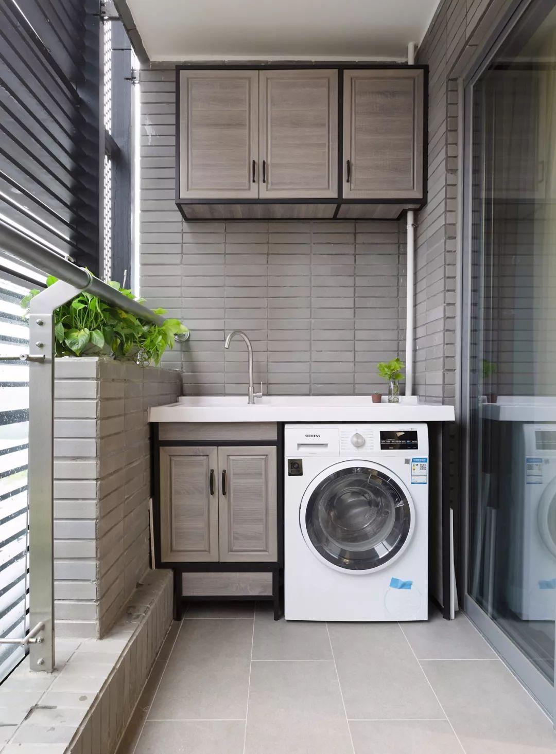 78㎡原木風兩居室,合理利用空間,讓家多出一個工作區。-9