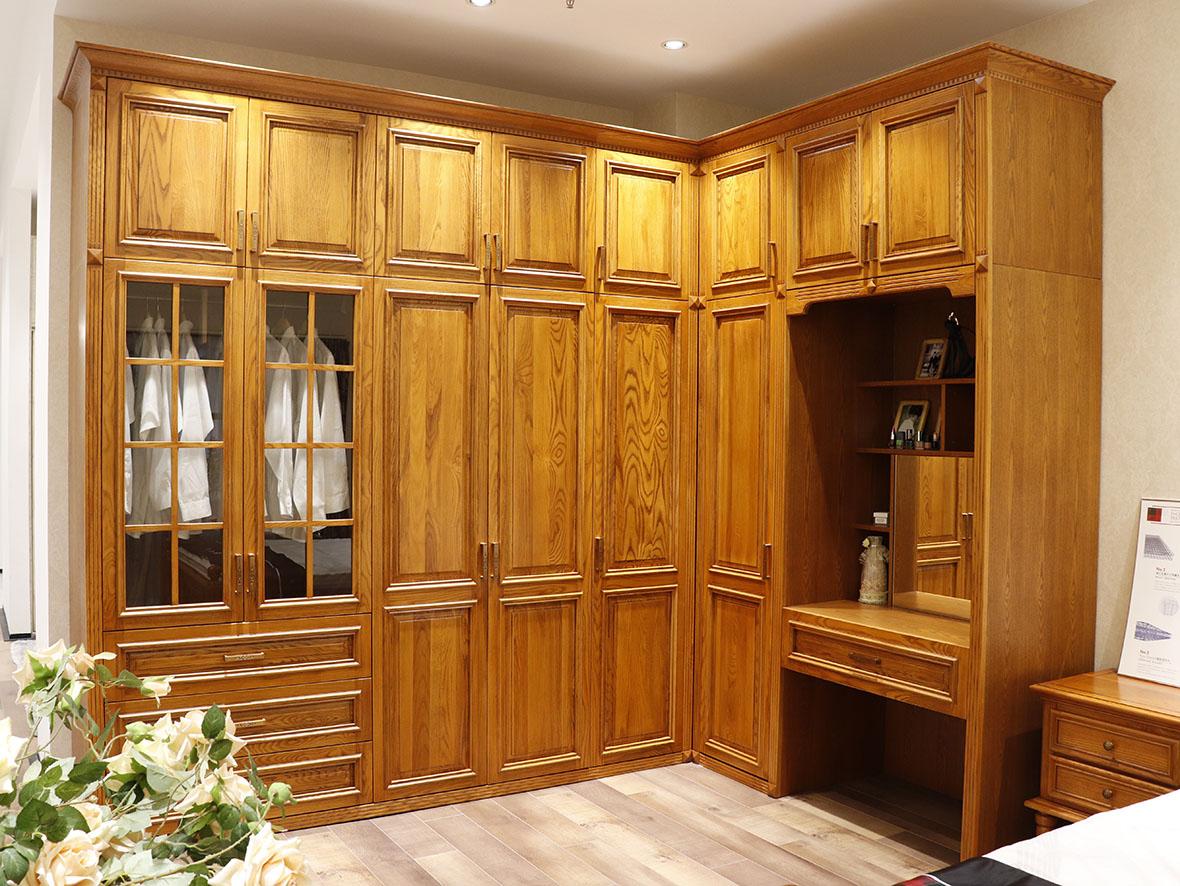 福萊威爾定制家具-衣柜2