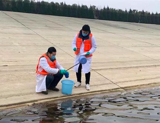 加强应急监测确保疫情期间供水安全