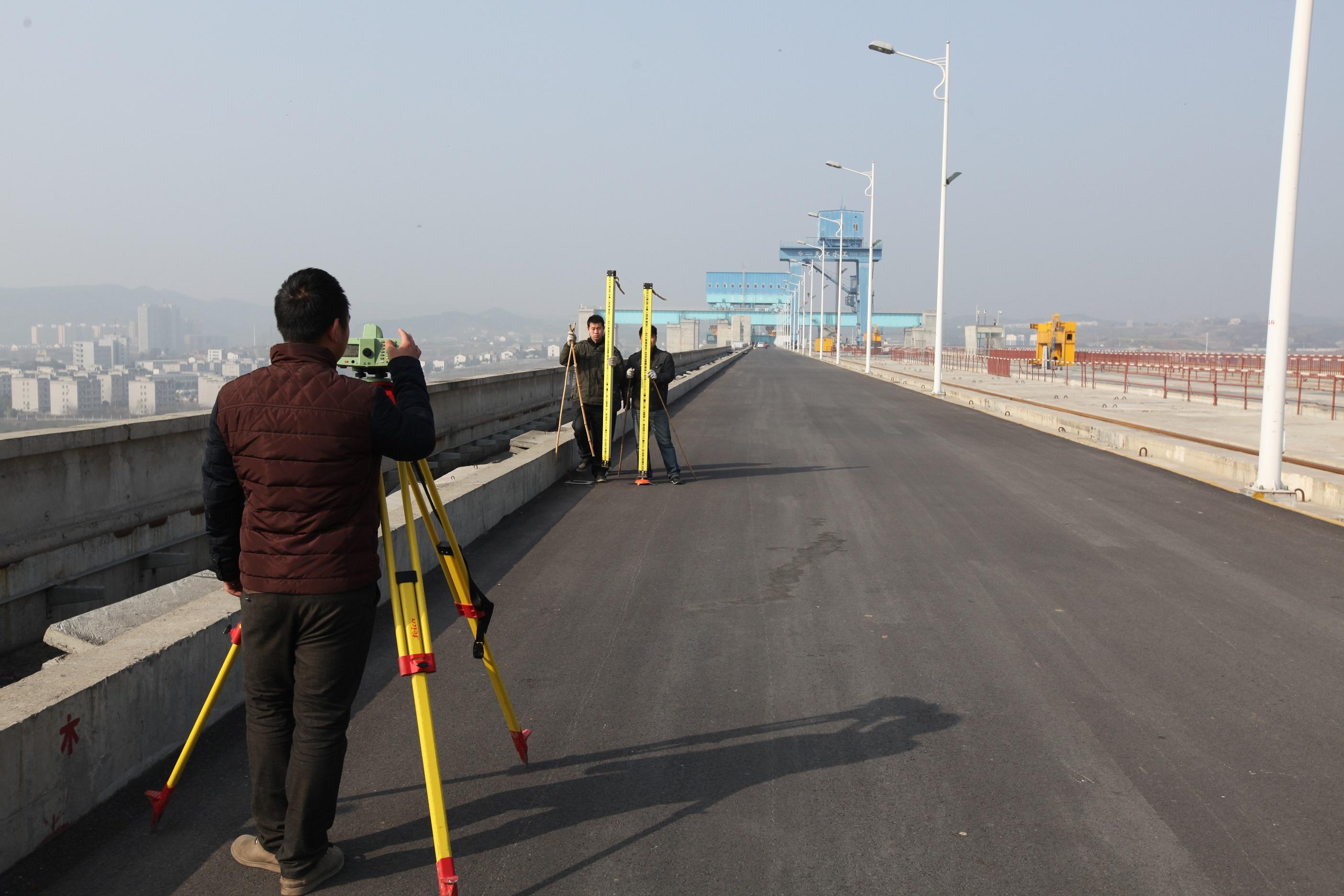 -10积极组织开展大坝安全监测