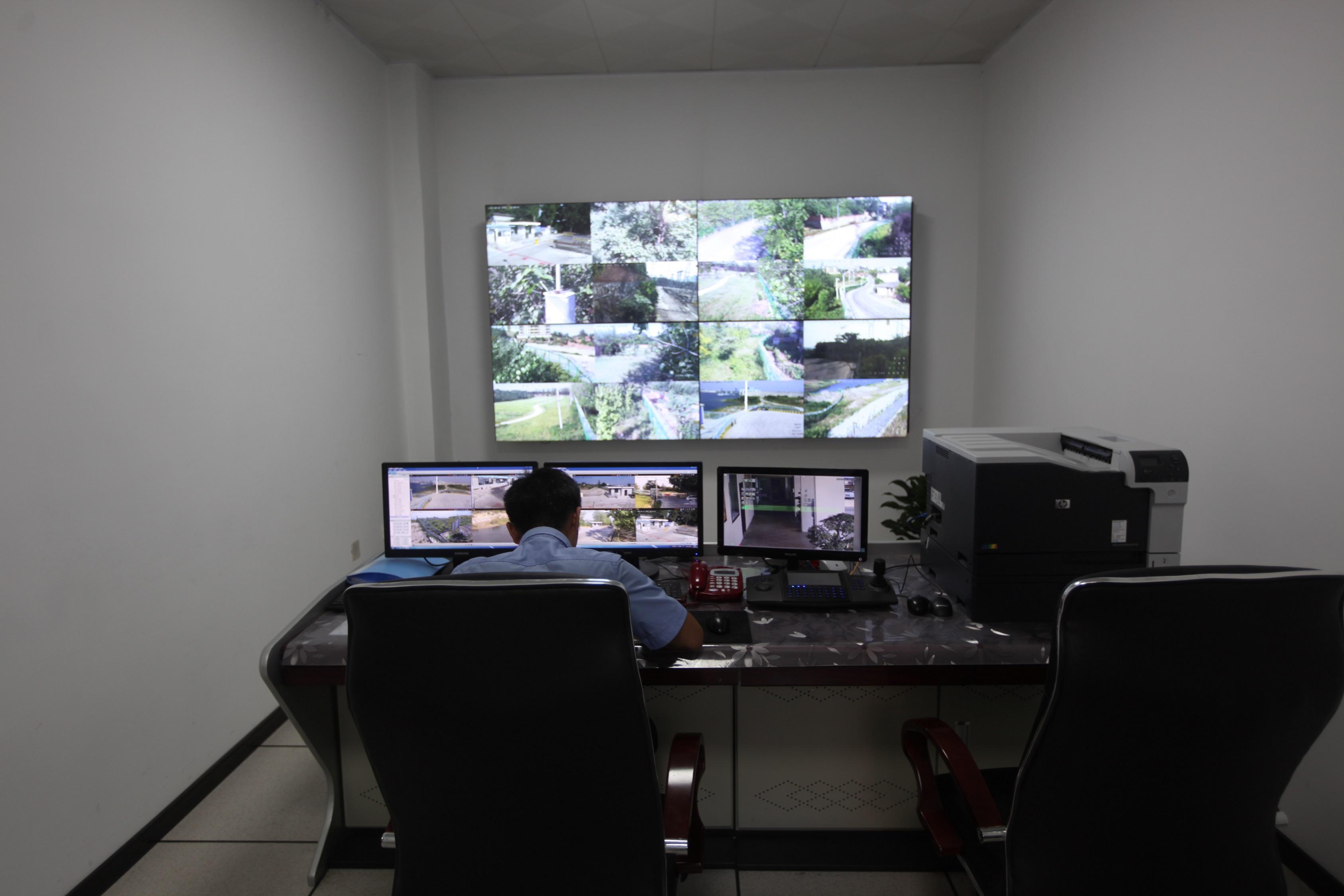 大坝视频监控对大坝进行全方位的监控