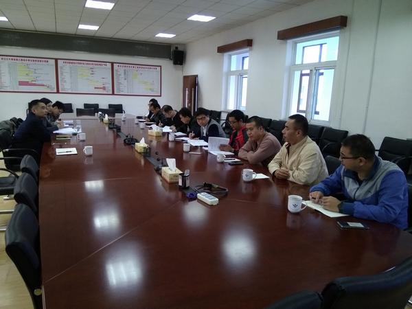 企业召开档案工作专题会议-2
