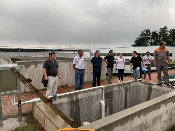 南水北調中線一期丹江口水庫魚類增殖放流站建設合同項目完成驗收