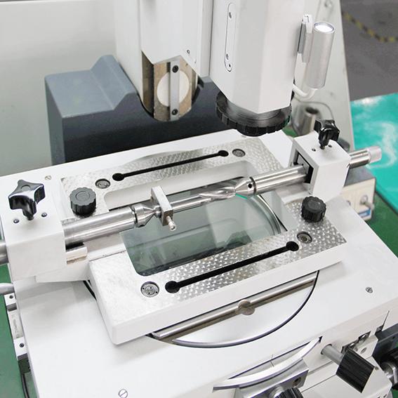 螺纹刀具系列检测设备