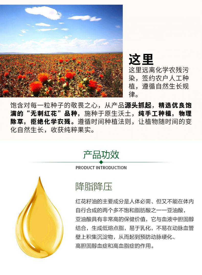 红花籽油详情_05