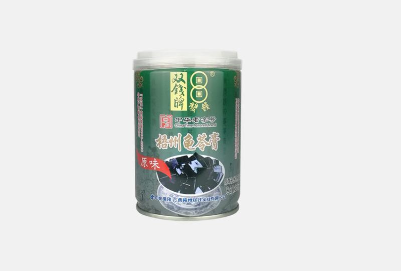 原味罐龜苓膏