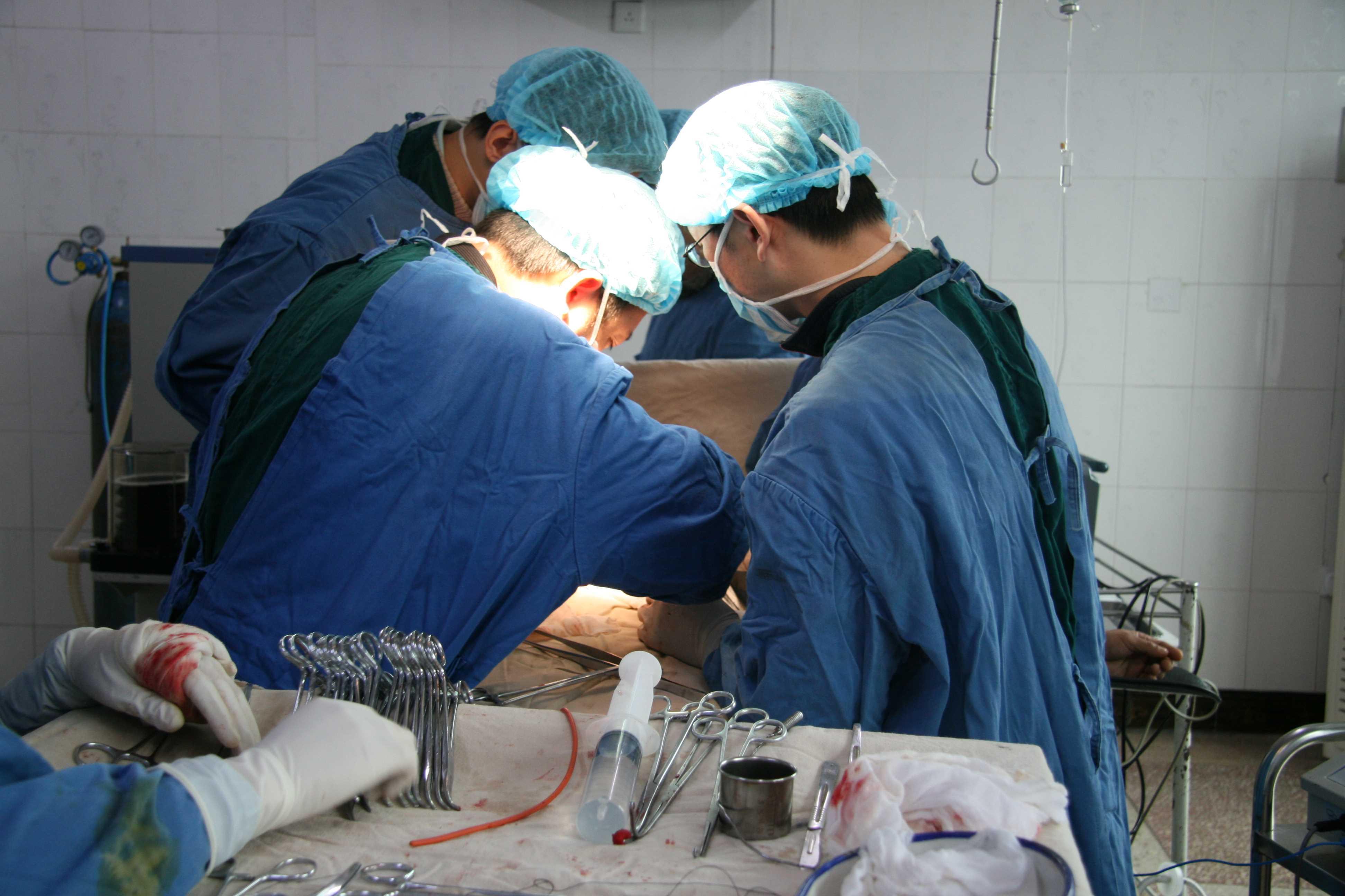 膽囊切除術
