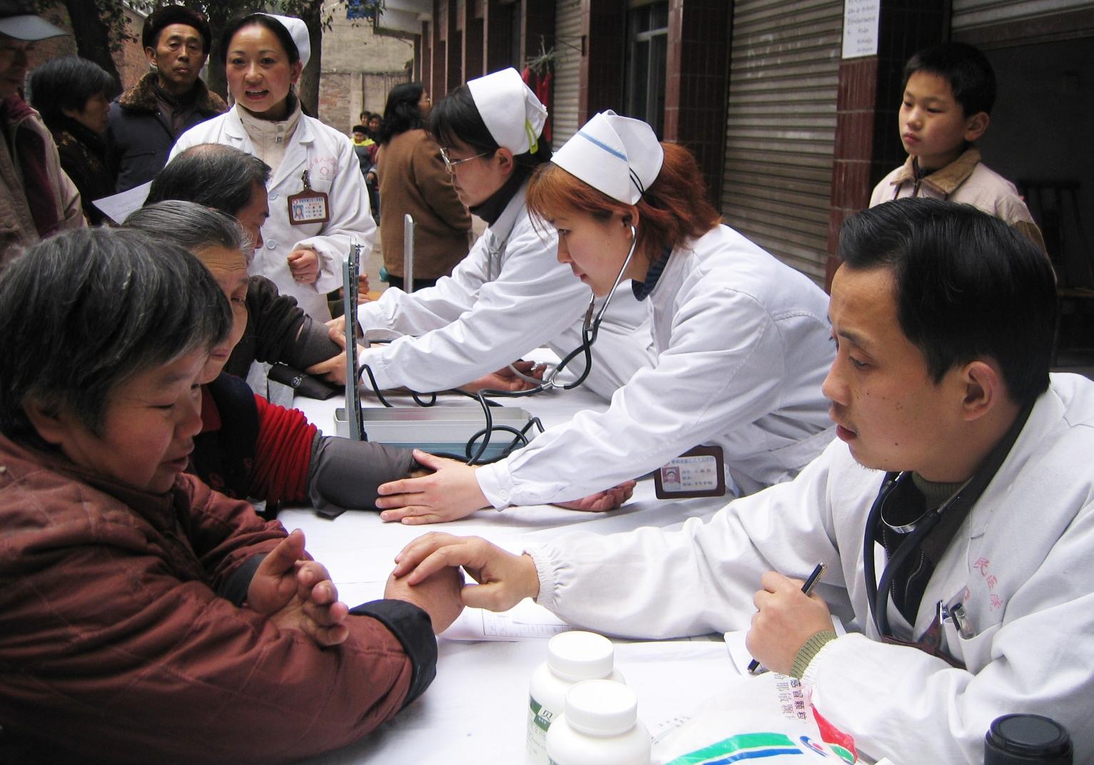 平民醫院進社區