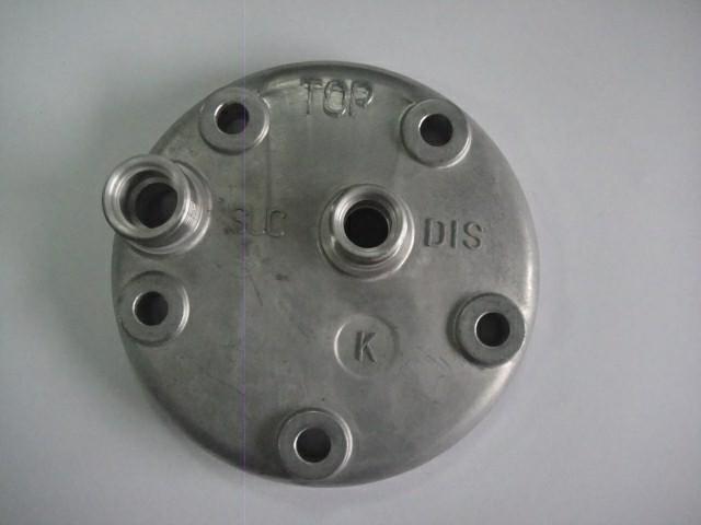 空调压缩机-汽缸盖