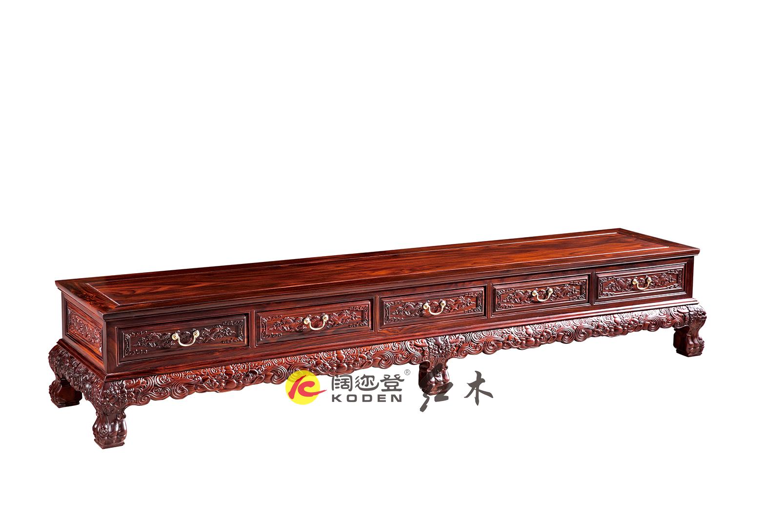 阔叶黄檀-DSG麒麟电视柜拷贝