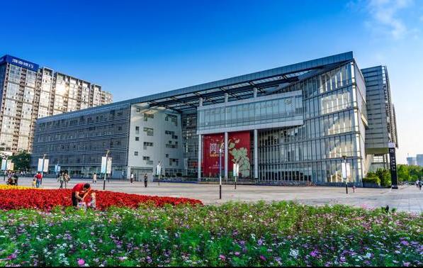 重庆后工图书馆