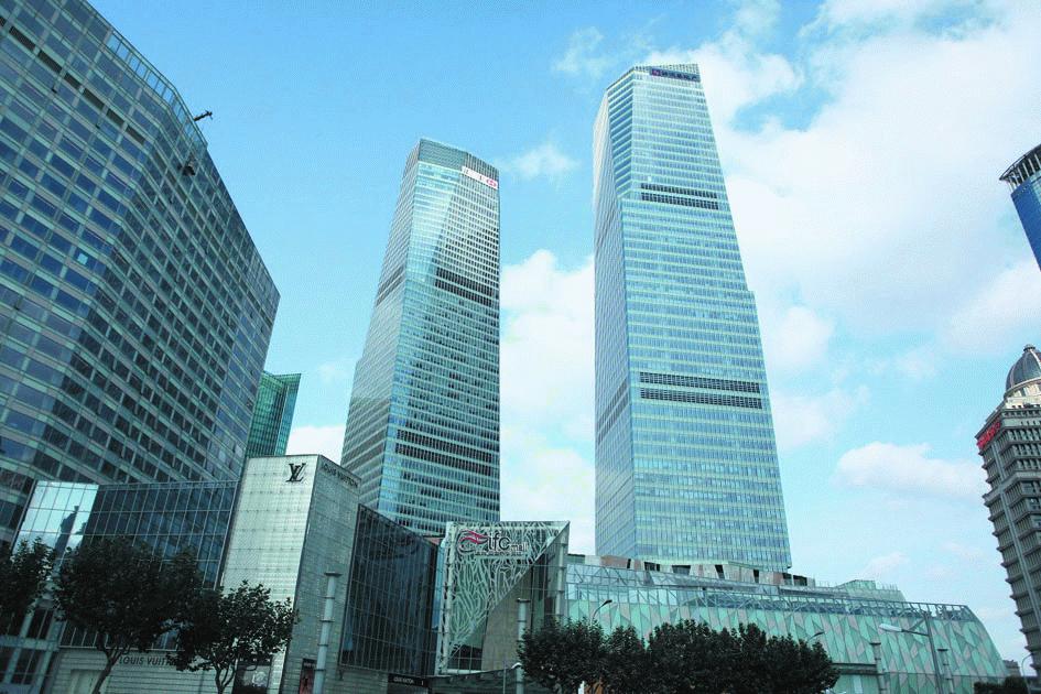 上海国金中心写字楼