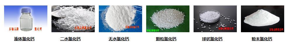 氯化钙系列产品