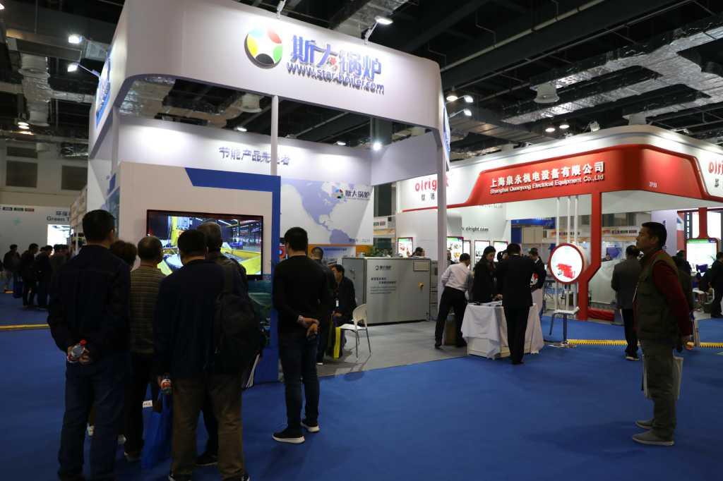 2018上海国际供热及动力展-F8