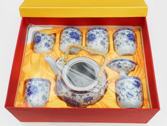 德化陶瓷茶具