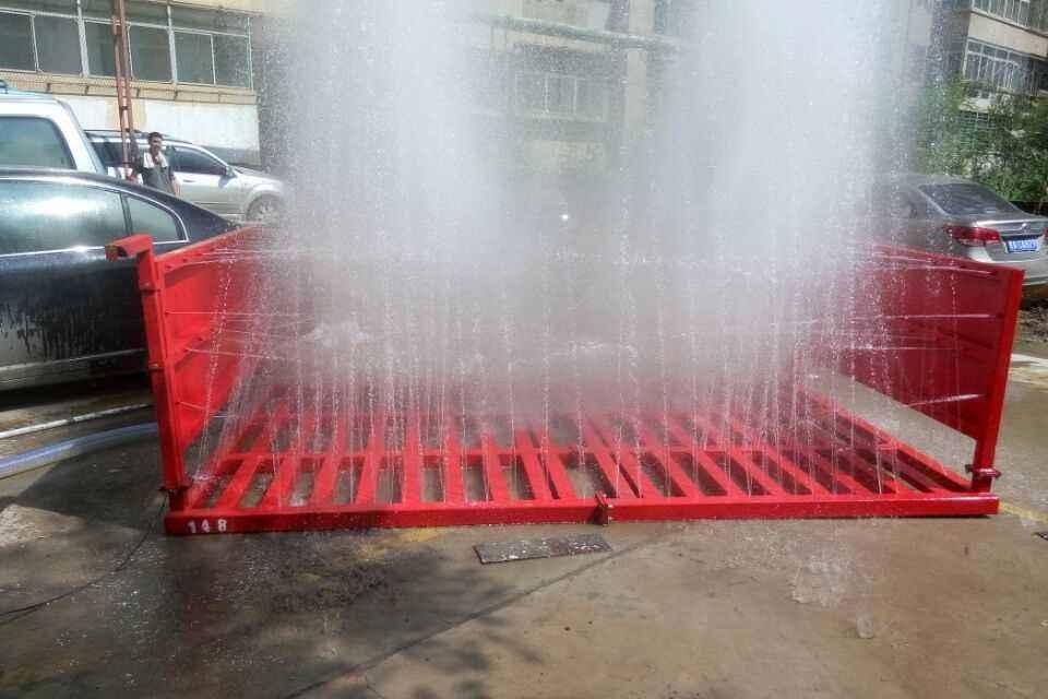 工地洗車機