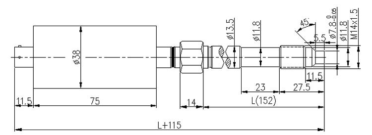 直杆图750