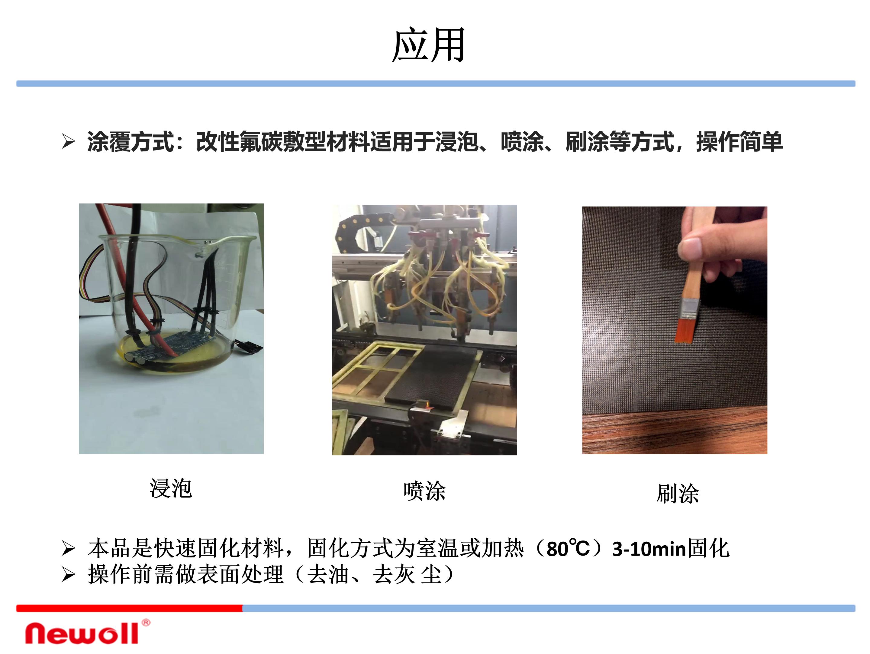 氟碳成膜镀膜材料LED显示应用方案_08