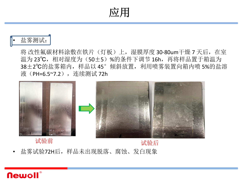 氟碳成膜镀膜材料LED显示应用方案_12
