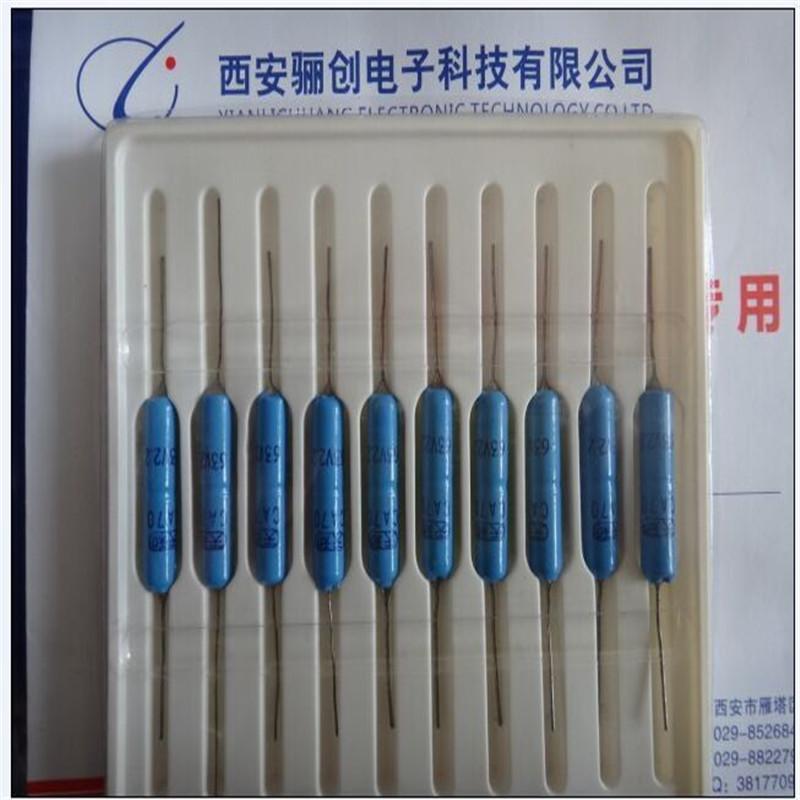 CA70型無極性固體電解質燒結鉭電容器5