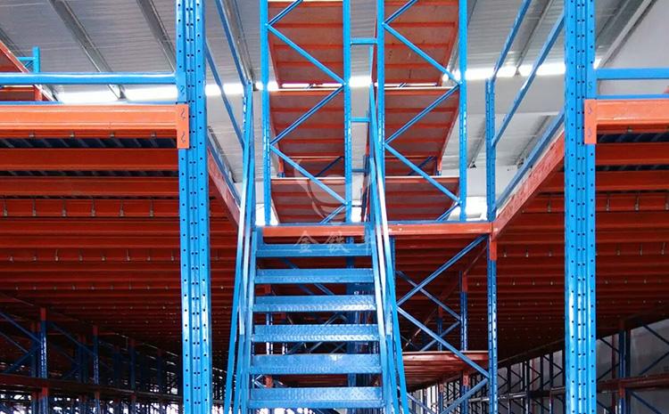 01阁楼货架图片-750-465