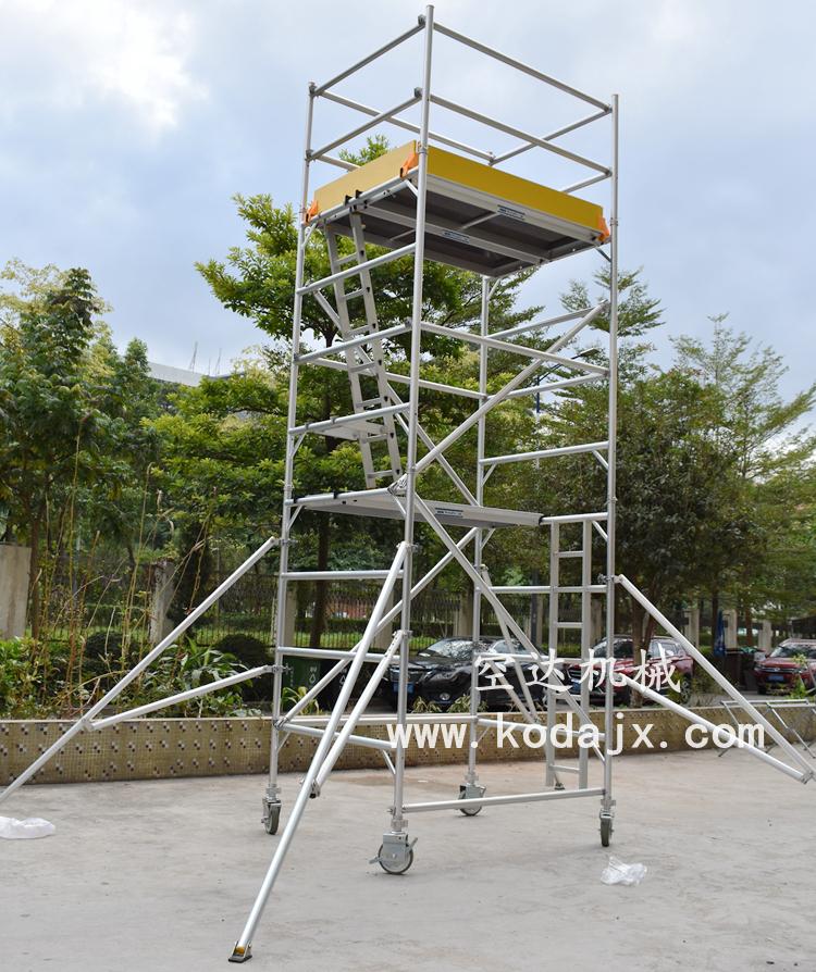 標準斜梯搭建-13