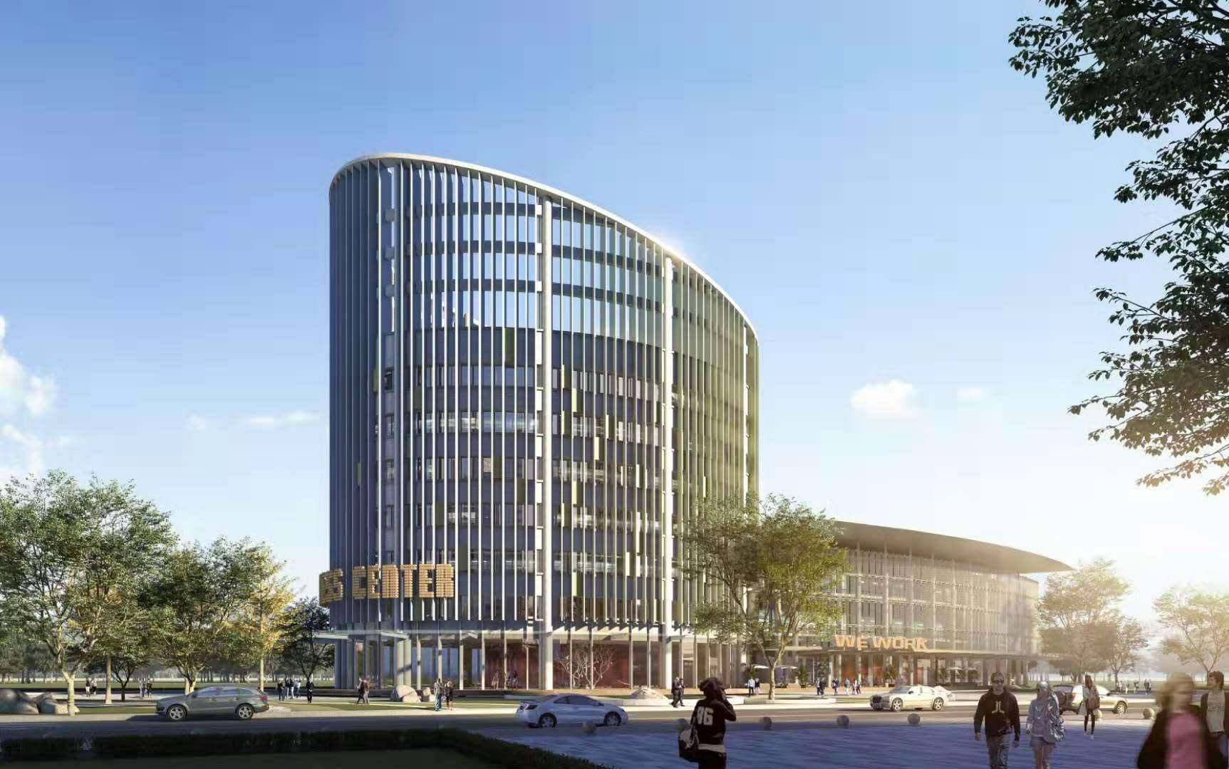 曲江行政商務區綜合樓提升改造項目2