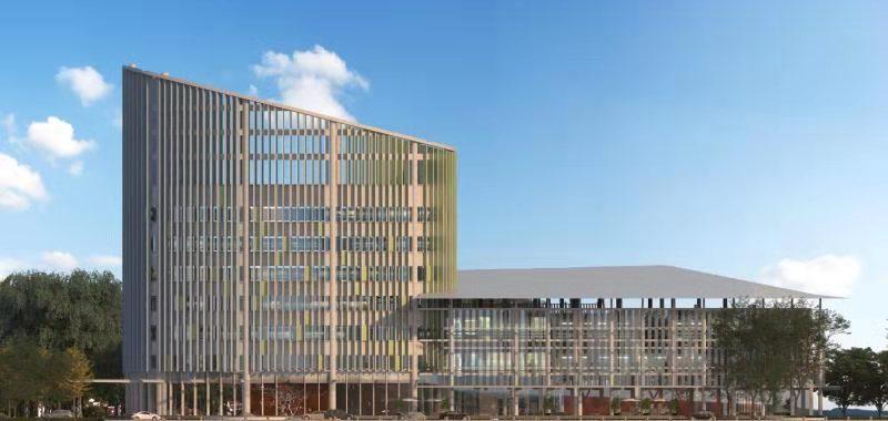 曲江行政商務區綜合樓提升改造項目43