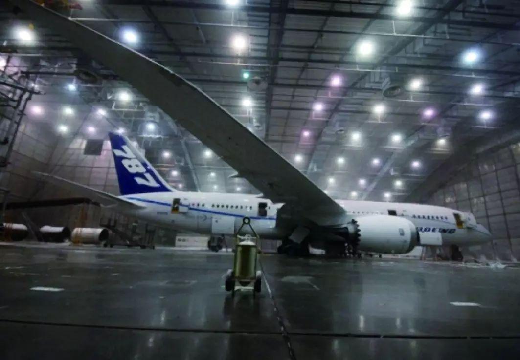 """波音787""""梦想飞机""""气候试验"""
