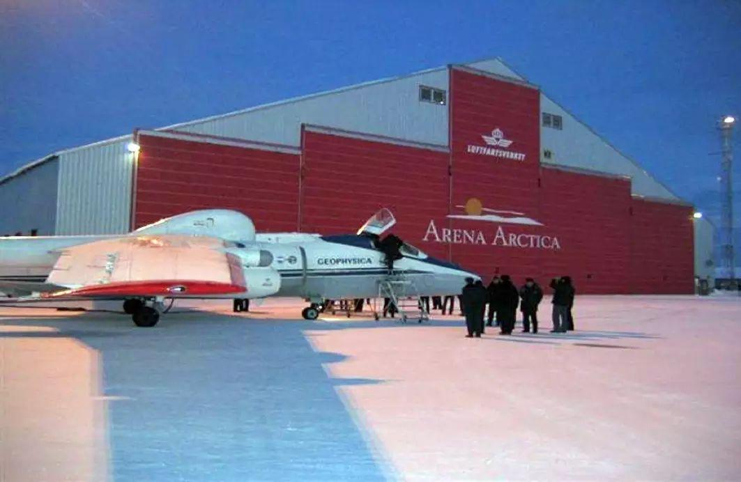 瑞典飞机气候实验室