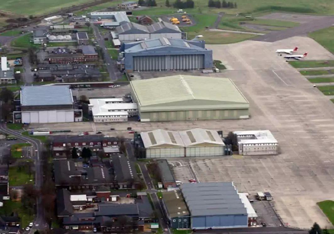 英国飞机气候实验室
