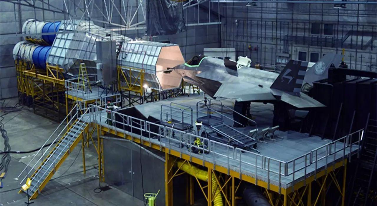 F-35B在进行结冰评价试验