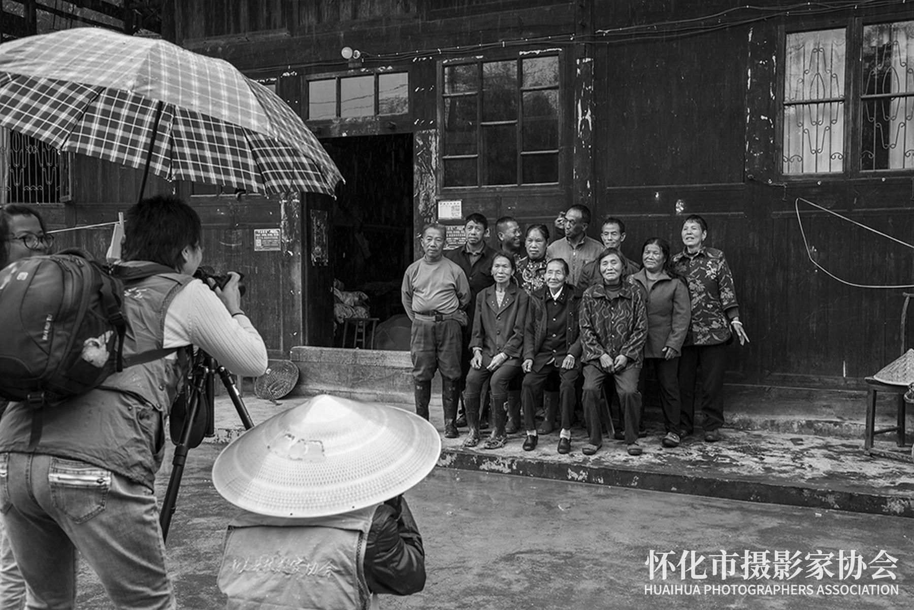 《雨中情》吴思静