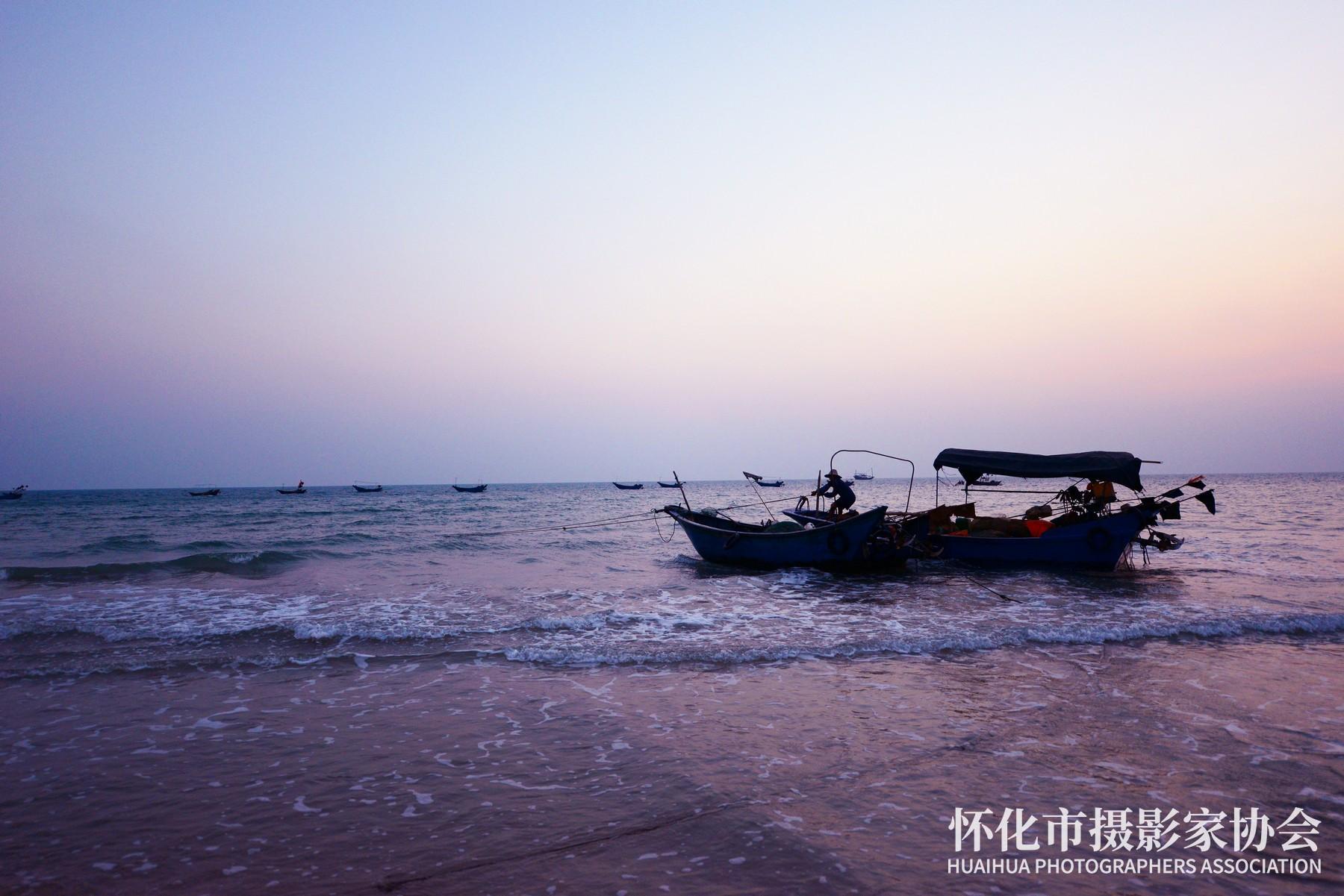 《渔歌》米建华