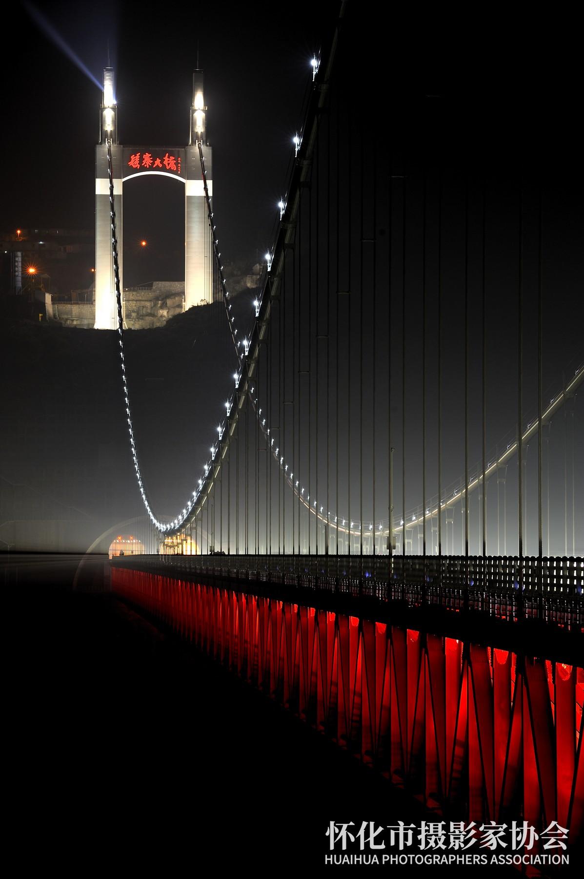 《矮寨特大悬索桥》杨中华