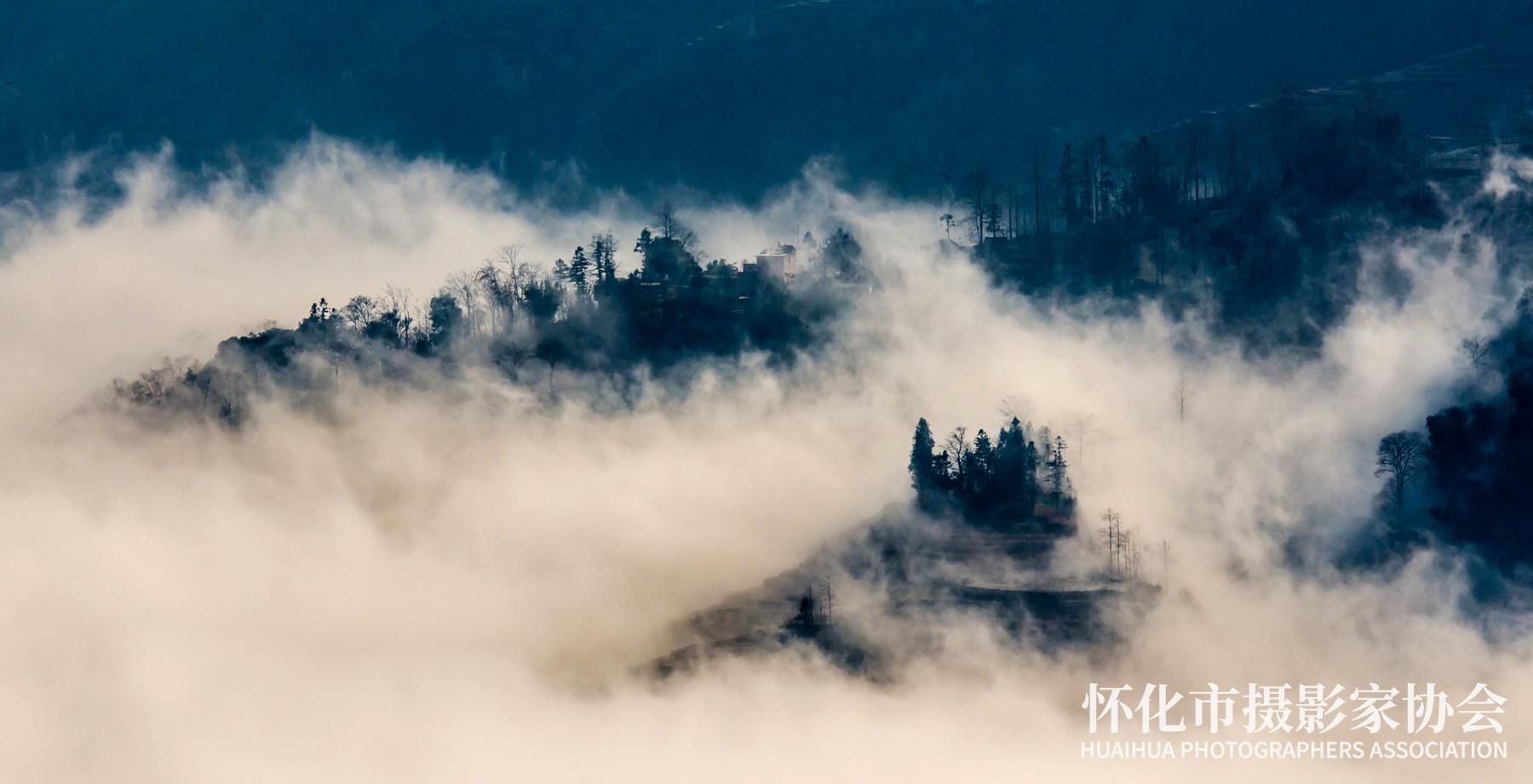 《雾锁云山》吴晓丽