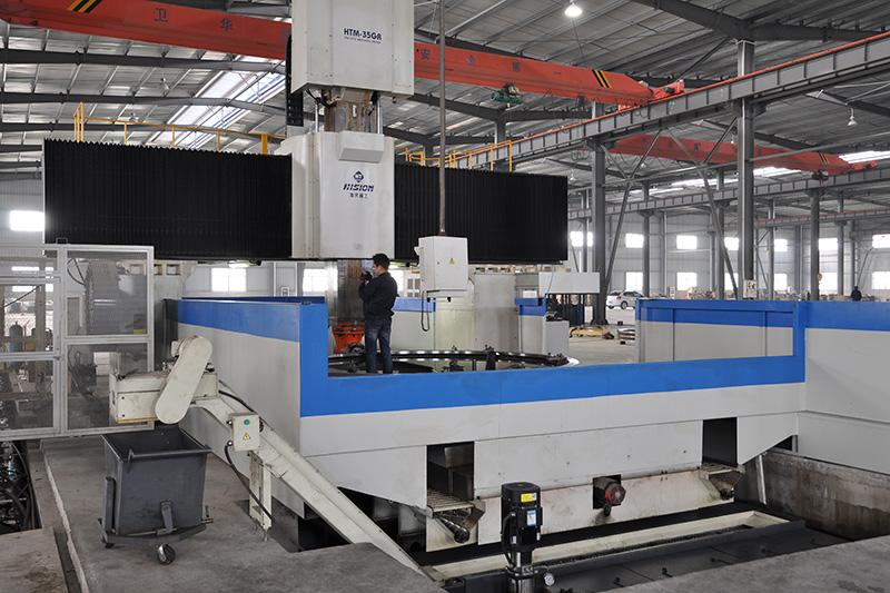 龍門式鏜銑加工中心
