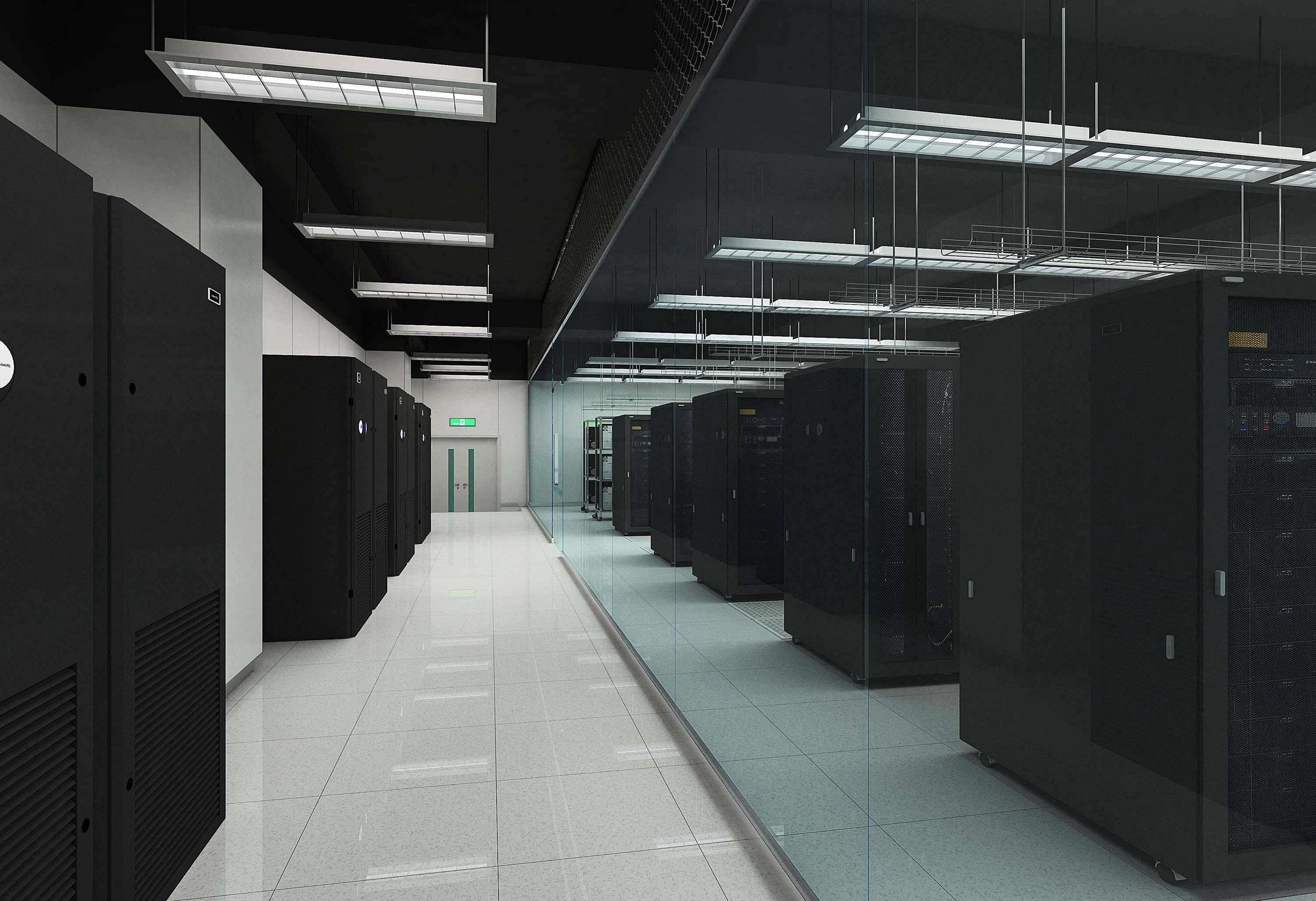 税务数据灾备中心机房建设工程