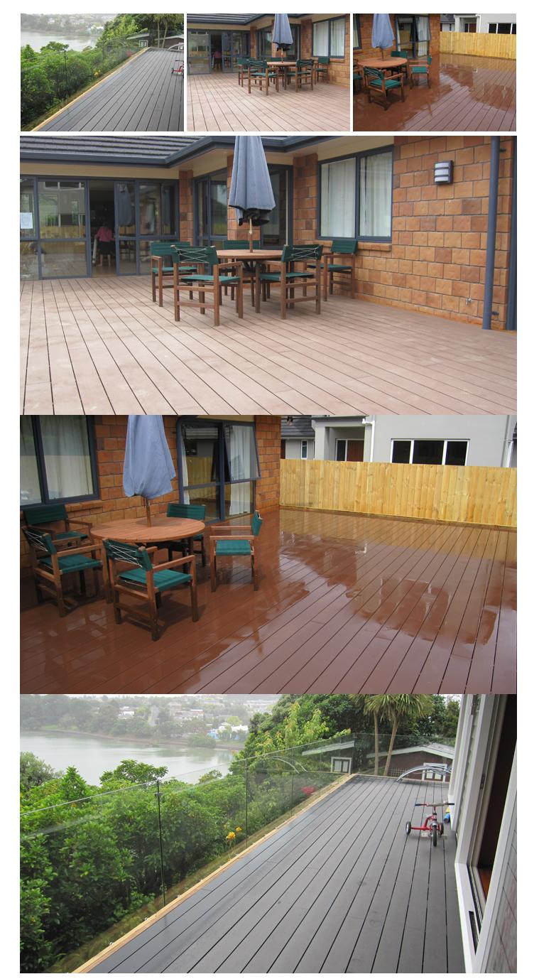 戶外地板-新西蘭工程