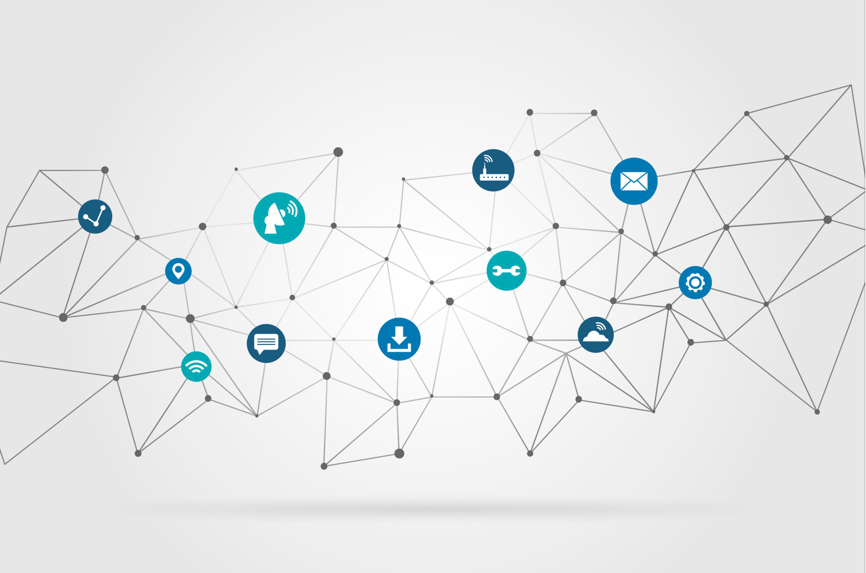大数据智能链接图