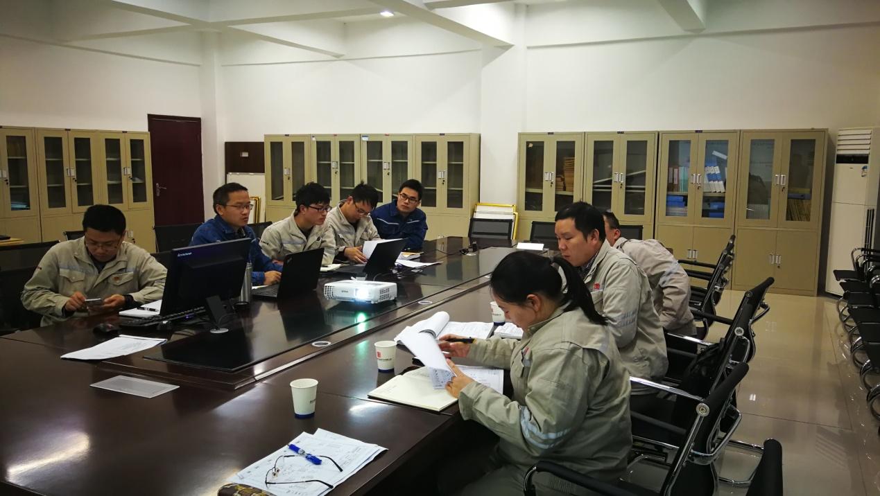 我院在甘孜公司开展特色技术监督服务