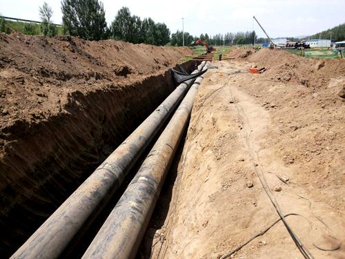 市區輸水用防腐螺旋焊接鋼管