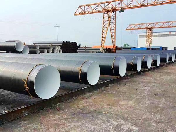 外3pe內環氧樹脂螺旋鋼管