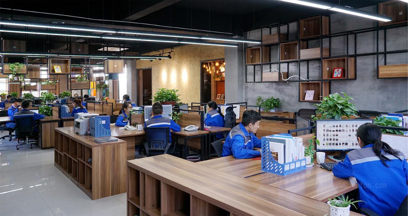 設計辦公環境