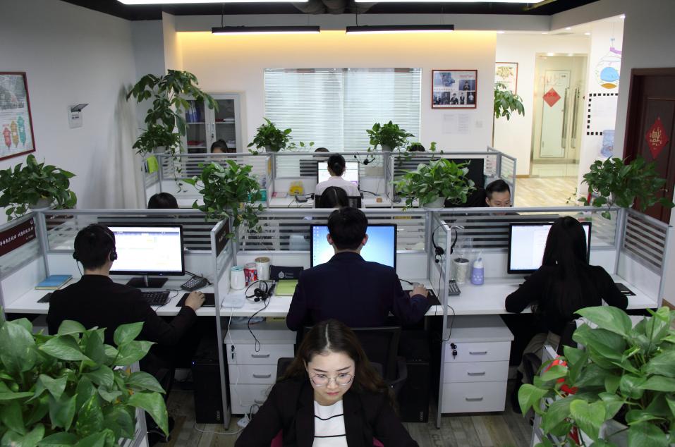 eric团队-办公环境